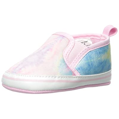 ABG Baby Tie Dye Twin Gore Sneaker (Infant)