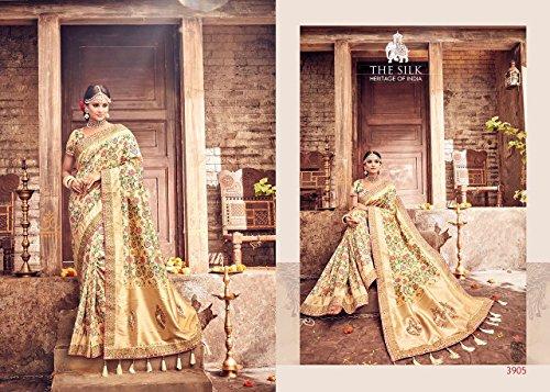 CERIMONIA SEDE indiani DI DI Designer etnici Saree PETTICOATS CON NUZIALE 558 MATCHHING wqOtX7O