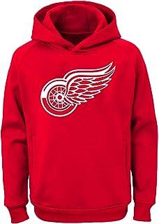 Heather Grey 5-6 Medium NHL Minnesota Wild Youth BoysHeritage Short sleeve Tee