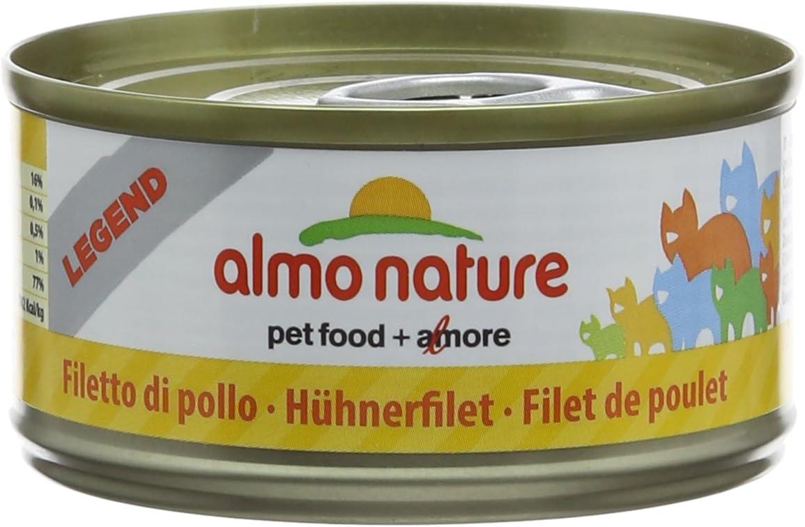 almo nature Legend - Filete para Gato (6 x 70 g)