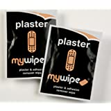 MYWIPE Gentle Plaster & Adhesive Remover Wipes (60)