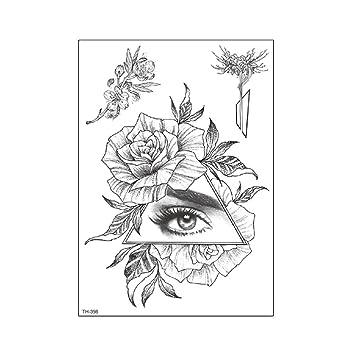 Brazo de la flor pegatinas en blanco y negro con esbozo para el ...