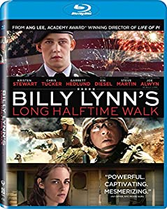 Cover Image for 'Billy Lynn's Long Halftime Walk'