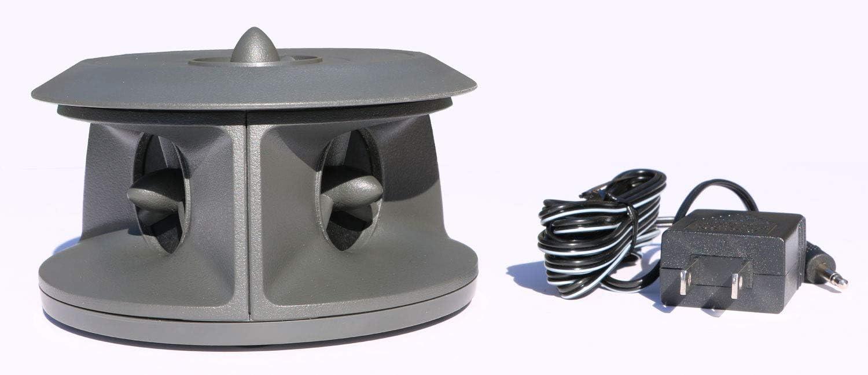 CLEANRTH PCS101 Three-Stage ComboSonic Squirrel Repeller | Squirrel Control