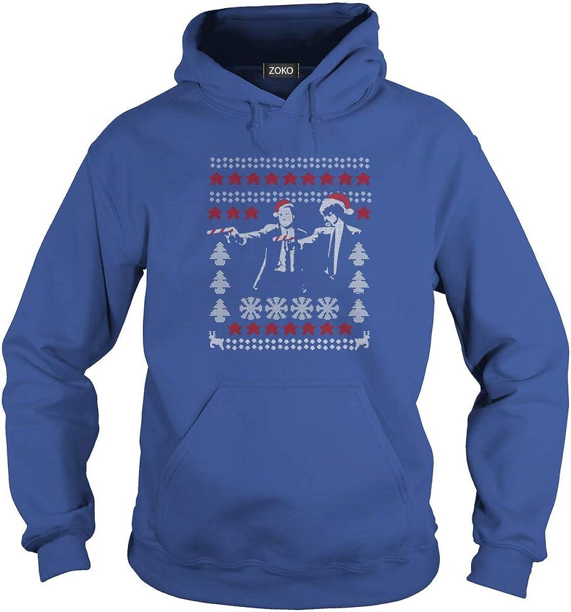 Zoko Apparel Pulp Ugly Christmas T-Shirt
