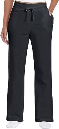 Gildan Womens Open Bottom Sweatpants Sweatpants