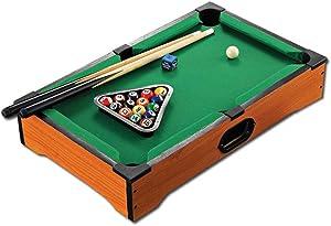 Wander Agio Mini Tabletop Ball Billiards Home Billiard Game Sets Pool Table for Child Small