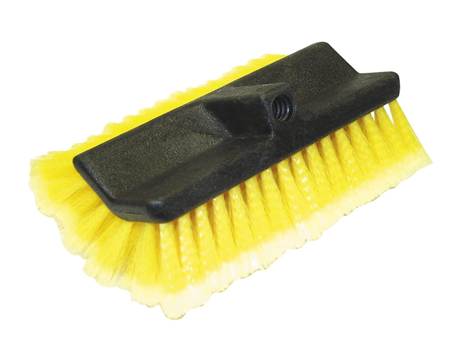 Carrand 93086 10' Replacement Bi Level Heavy Duty Wash Brush with Flow-Thru Handle