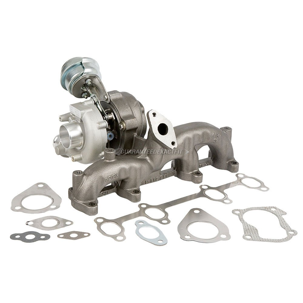 BuyAutoParts 40-80103IK New Turbo Kit w//Turbocharger Gaskets For VW New Beetle Jetta 1.9L TDI ALH