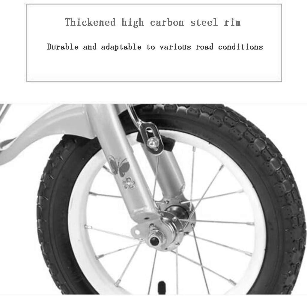 Bicicletas Niños Montaña Velocidad Variable Niña Sistema De Frenos Doble De Seguridad De Princesa De Dibujos Animados Lindo: Amazon.es: Hogar