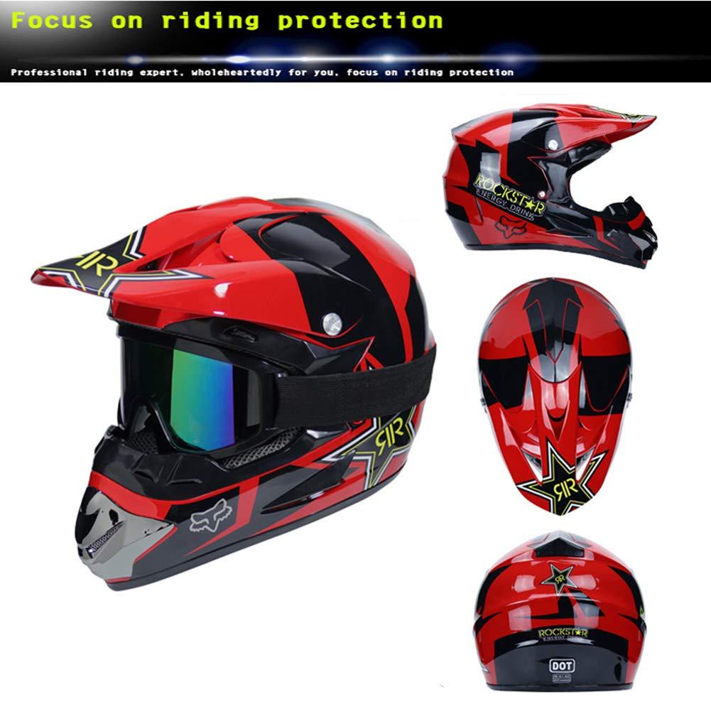 LEENY Retro Cascos Abiertos para Moto con Gafas de Protecci/ón Cuero Hecho a Mano Cascos Jet Half-Helmet Cascos de la Motocicleta Scooter Motoneta Casco para Hombres Mujeres