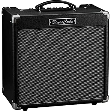 Roland Blues Cube Hot Vintage-Style Guitar Amplifier, Black (BC-Hot-BK)
