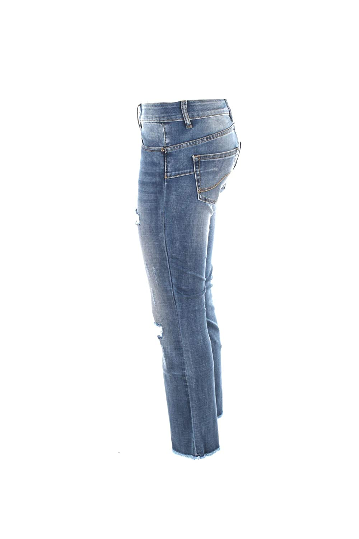 YES-ZEE Jeans Donna 27 Denim P328 P686 Primavera Estate 2019