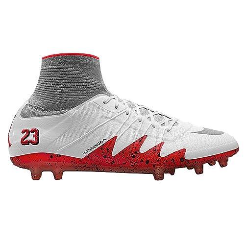 new concept e2e0e 1e69a Nike Hypervenom White Phantom II Neymar FG Cleats Jordan ...