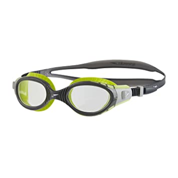 77f9b0263 Speedo Futura Biofuse Flexiseal Gafas de Natación, Unisex Adulto,  Lima/carbón USA/Transparente, Talla Única: Amazon.es: Deportes y aire libre