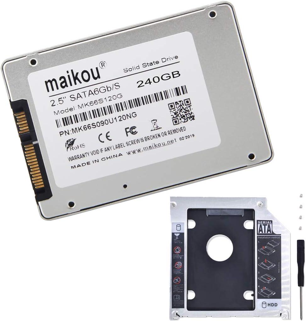F Fityle Disco Duro portátil de 240GB para PC y Mac (2.5 Pulgadas ...