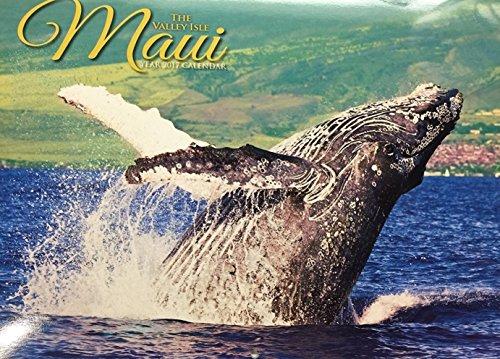 Maui Valley Isle Hawaii Calendar