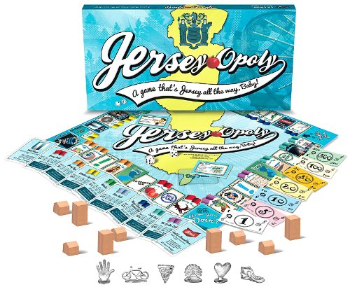 Jersey-Opoly - Kids Jersey Shore