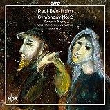 Paul Ben-Haim: Symphony No. 2 & Concerto Grosso