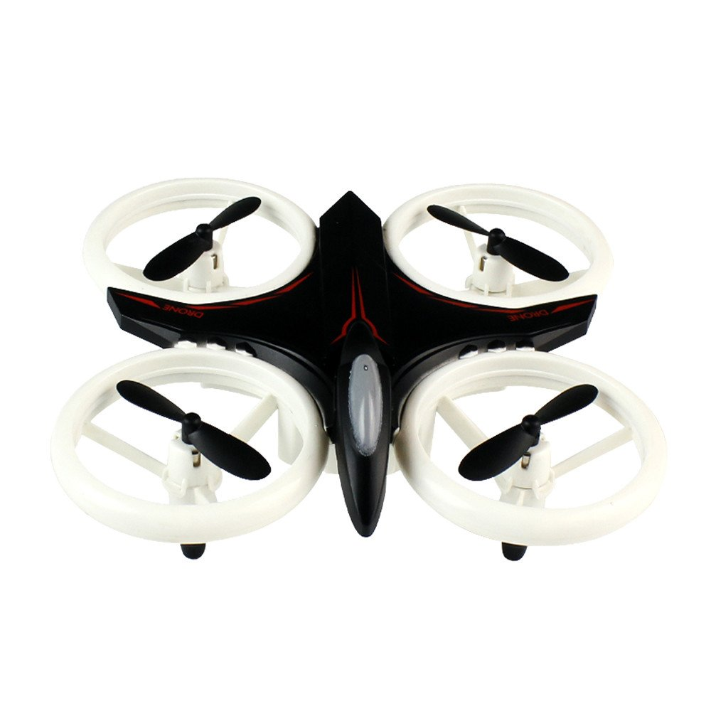 Amazon.com: Mini Drones for Kids and Beginners,XXD158 LED RC Kid Drone, One Key Take Off/Landing,360°Flips,Remote Control Quadcopter Flying Toys for Boys or ...