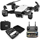 GPS FPV RC Drone, SMRC with 5MP 1080P 120°Wide-Angle 5G and GPS Aititude Hold RC Toy Helicopter Foldable Selfie Drone S20 HD Quadcopter by ZYooh (Frequency:2.4GHz)