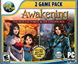 AWAKENING The Red Leaf Forest + The Golden Age Hidden Object PC Game DVD-ROM