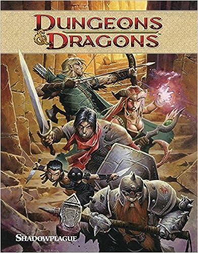 Andrea Di Vito - Dungeons & Dragons Volume 1: Shadowplague Tp