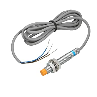 LJ8A3-2-Z//AY 8mm PNP 3 wire NC Inductive Proximity Switch 6-36V Detection Sensor