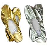 wholesale 5 Egyptian Pairs Belly Dance Professional Soft Heel Ballet Shoes 402