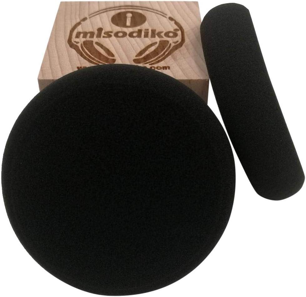 PS1000e /&More Suitable for Grado GS1000i Cushion G GS2000e GS1000e misodiko Replacement Headphones Ear Pads Cushions Kit PS1000 Earpads Cover Repair Parts