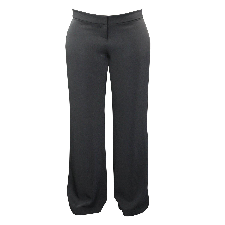 Bond Womens Siena Wide Leg Pant Black Large