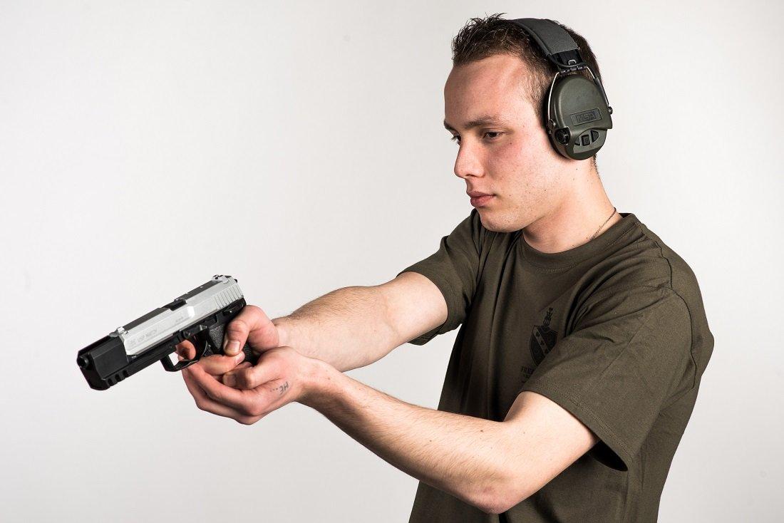 MSA Sordin Supreme Pro - Electronic Earmuff for Hunting & Shooting, incl. comfortable gel-seals