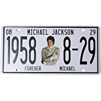 URCustomPro Personalized Humor Funny License Plate Cover Novelty Aluminum Metal Front Car Tag for US Vehicles