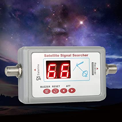 Value-Home-Tools - Mini Satellite Finder Digital satellite