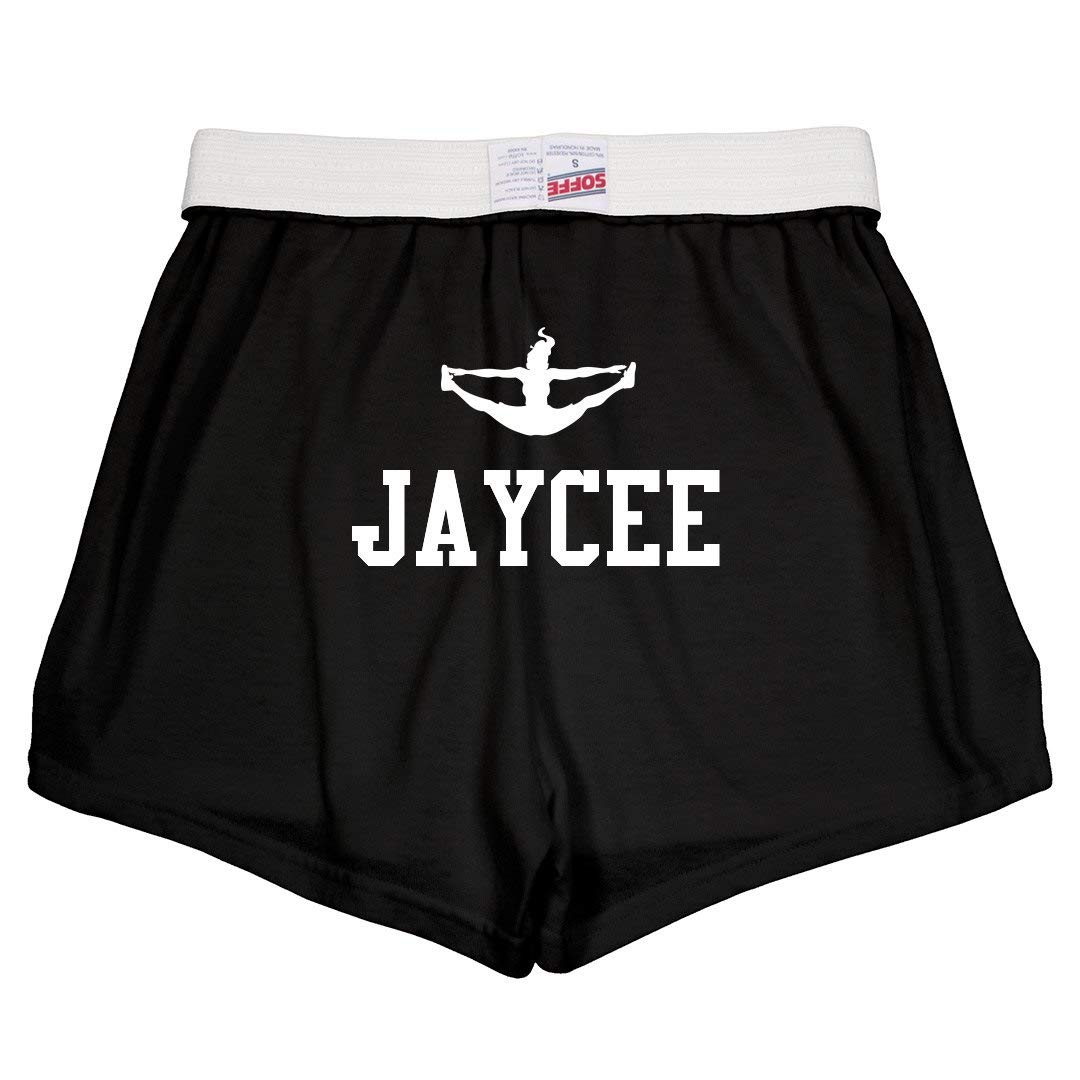 Youth Soffe Shorts Jaycee Cute Cheer Practice