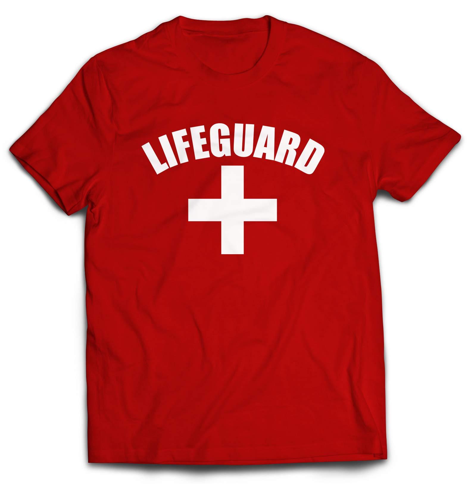 Revel Shore Lifeguard Pool Ymca 1551 Shirts