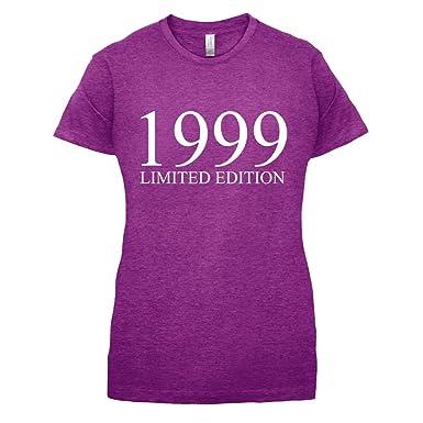 Dressdown 1999 Limierte Auflage/Limited Edition - 19. Geburtstag - Damen T- Shirt