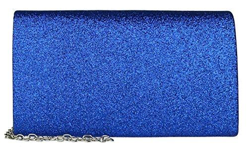 Girly Pochettes Handbags Roi Bleu femme CzRCw7q