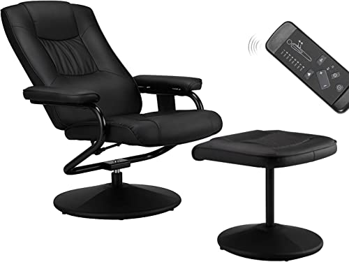 Esright Recliner Chair and Ottoman