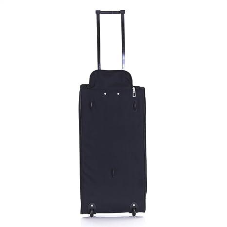 Generic – Custodia a ruote trolley Olley borsone tuta extra large XL Extr  borsone da viaggio 44b863a360e
