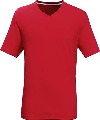 RM-Kollektion T-Shirt Single-Jersey rot Größe 54