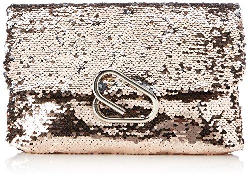 Pochettes bronze Clutch Vera Marron Bulaggi qaRSES
