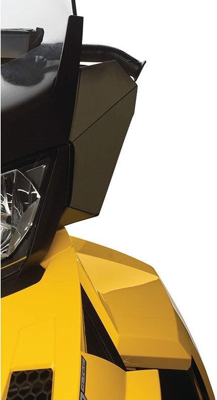 Ski-Doo 860200234 Windshield Side Deflector Kit