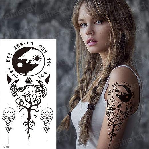 tzxdbh 3pcs Tatuajes y Arte Corporal laminadores Mehndi ...