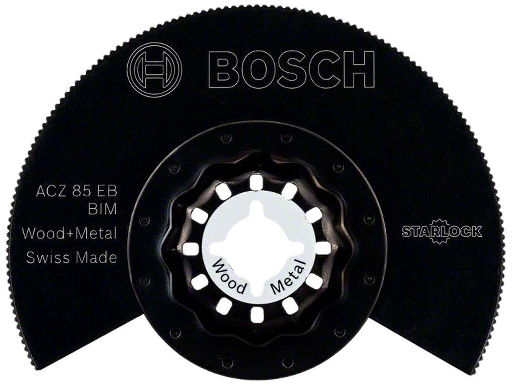 Bosch Segementsägeblatt (Holz und Metall für Multifunktionswerkzeuge ...