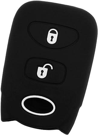 Amazon.com: KeyGuardz - Carcasa de goma suave para llave de ...