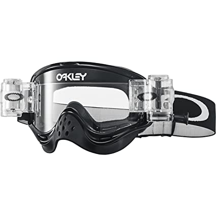 247d8cf28b Image Unavailable. Image not available for. Color  Oakley O-Frame MX Race  Ready Men s Dirt Off-Road Motorcycle Goggles ...