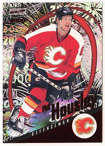 Phil Housley 249/299 (Hockey Card) 1999-00 Pacific Revolution Red # 24 NM/M ()