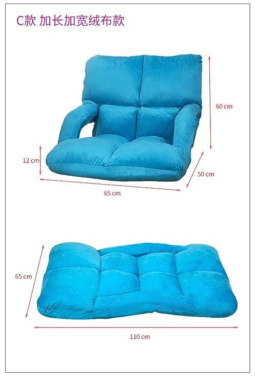 YUEZHANG Sofa Hinchable,Hombre Europeo Y Americano, Algodón ...