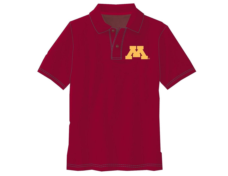 輝く高品質な NCAA B00F6TYNU8 Minnesota Boy Golden Gophers Golden Boy 'sパフォーマンスポロシャツ,レッド XL B00F6TYNU8, イコマグン:5e380575 --- a0267596.xsph.ru
